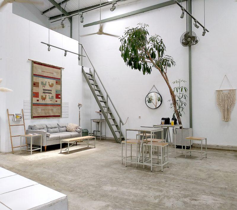 Suatu Hari Sukabumi, Kedai Kopi dengan Konsep dan Tema Estetik