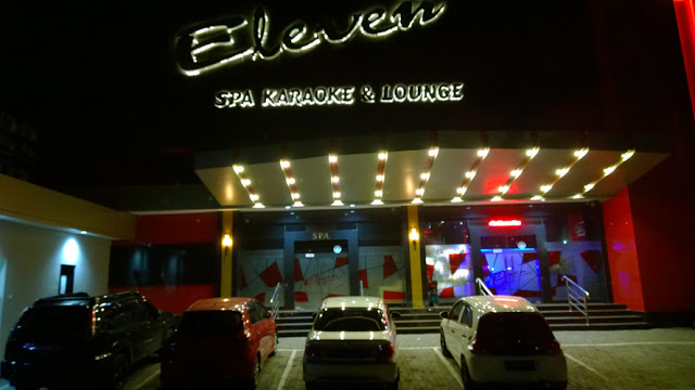 Eleven Karaoke & Spa, One Stop Entertainment di Semarang