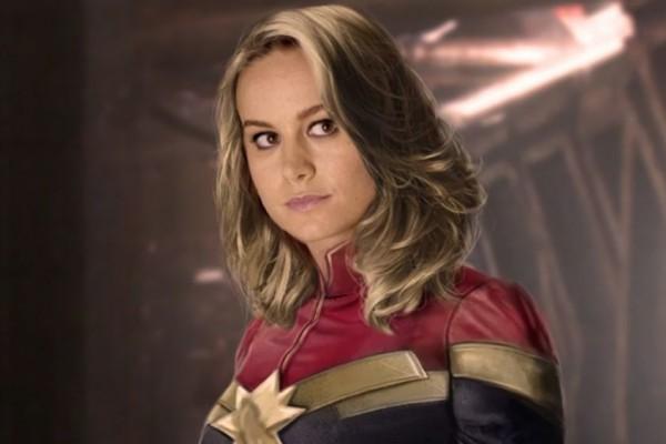 Profil Brie Larson, Sang Captain Marvel