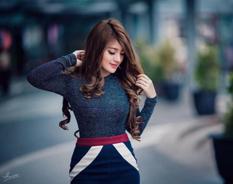 Mengenal Tanaya Alyssia, Model Cantik Bagai Barbie dari Yogyakarta