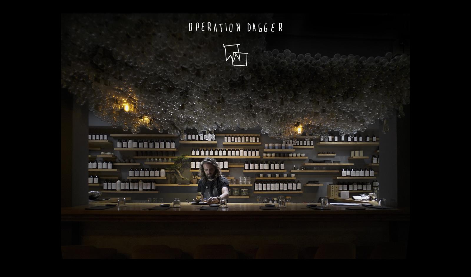 Operation Dagger Singapura, Bar Terbaik Tuk Menikmati Malam