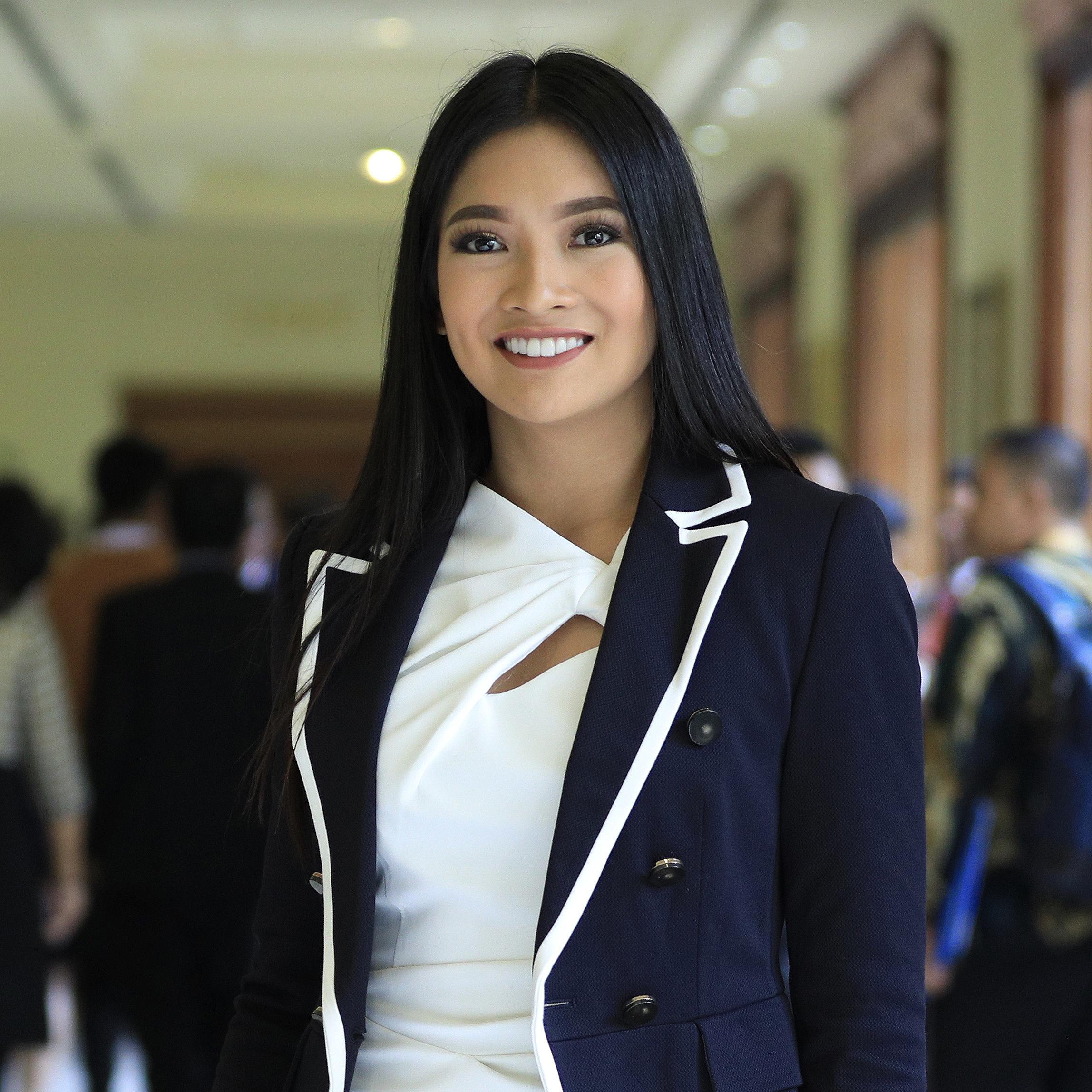 Profil Model Anindya Kusuma Putri, Model Cantik dengan Segudang Prestasi Olahraga