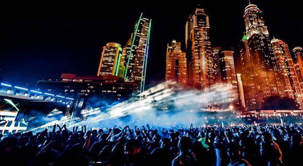 Hingar Bingar Hiburan Dunia Malam Dubai