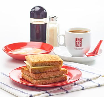 Ya Kun Kaya Toast Gandaria City, Menikmati Roti Ala Singapura
