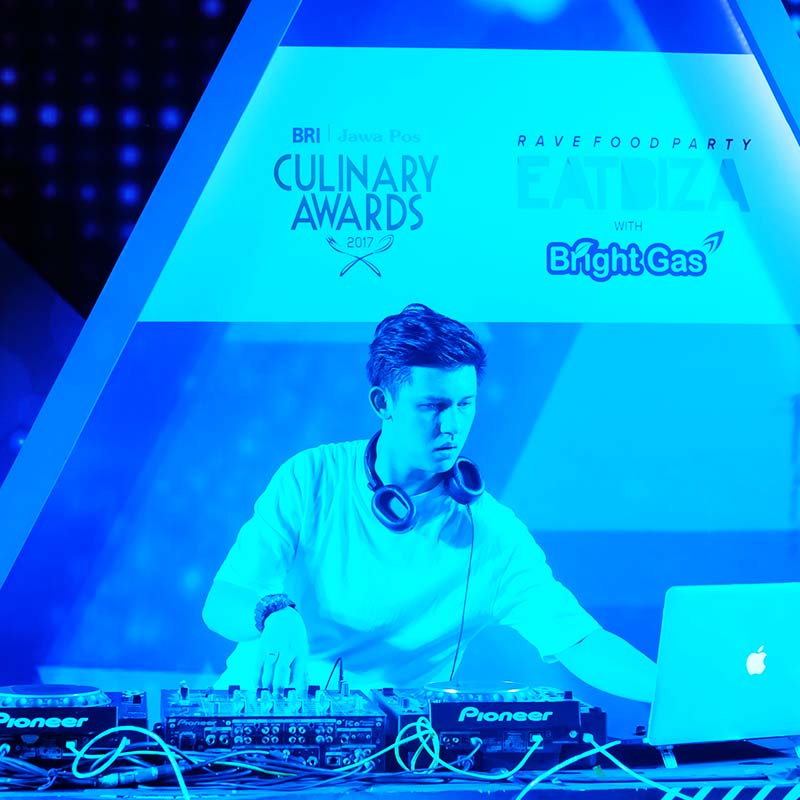 Profile DJ Jevin Julian, DJ Berbakat Indonesia