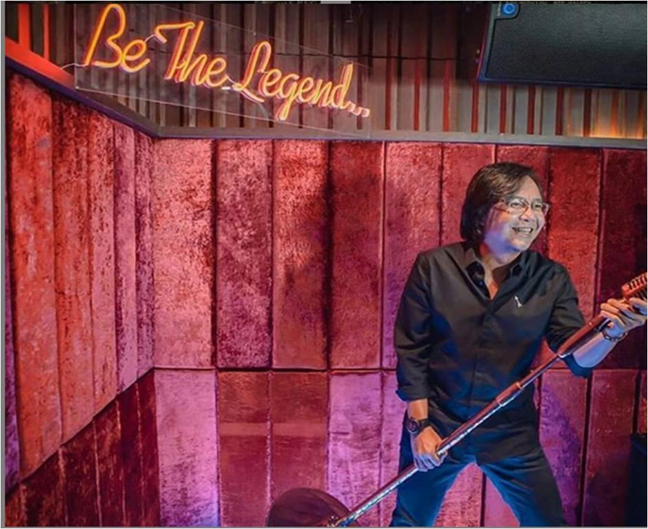 Rasakan Pengalaman Menjadi Legenda di Ari Lasso The Legend Karaoke
