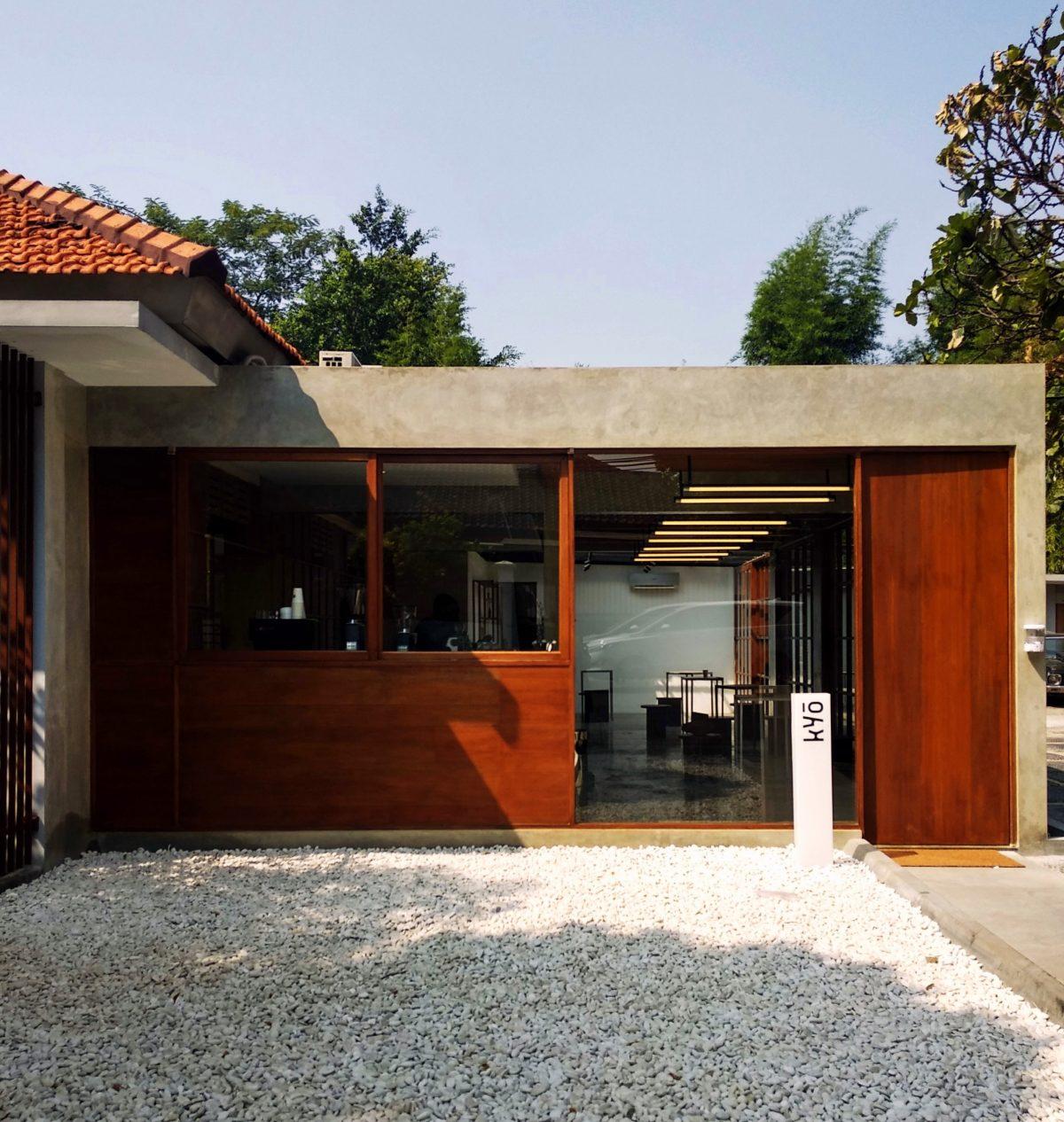 Kyo Coffee, Kedai Kopi Bergaya Jepang di Jatiwaringin