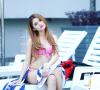 Diella Yohana, FDJ Cantik Sekaligus Freelance Model