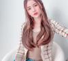 Lydia Patricia, Si Cantik Calon Model Top Indonesia