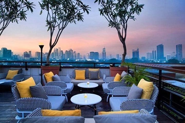 4 Restoran & Bar yang Berada di The Hermitage Jakarta