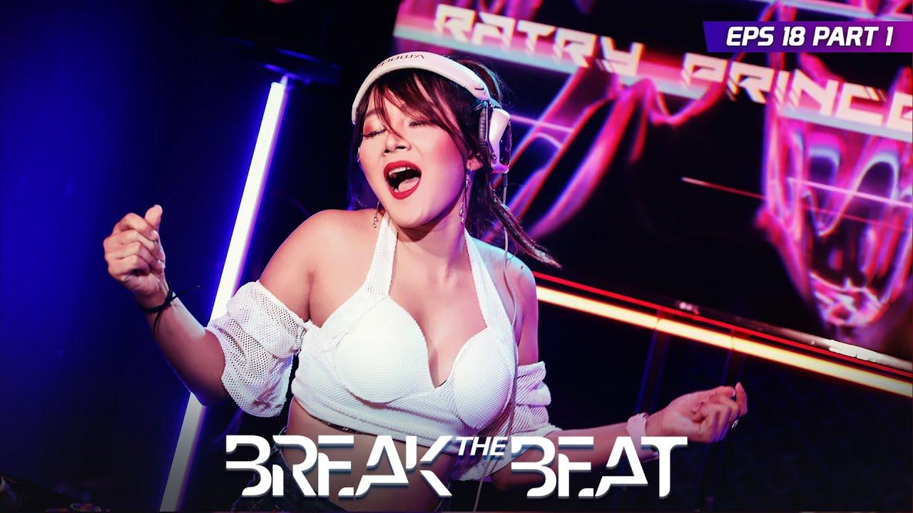 LADIES NIGHT DJ RATRY LIVE SHOW MUSIC BREAKBEAT AND JUNGLE DUTCH