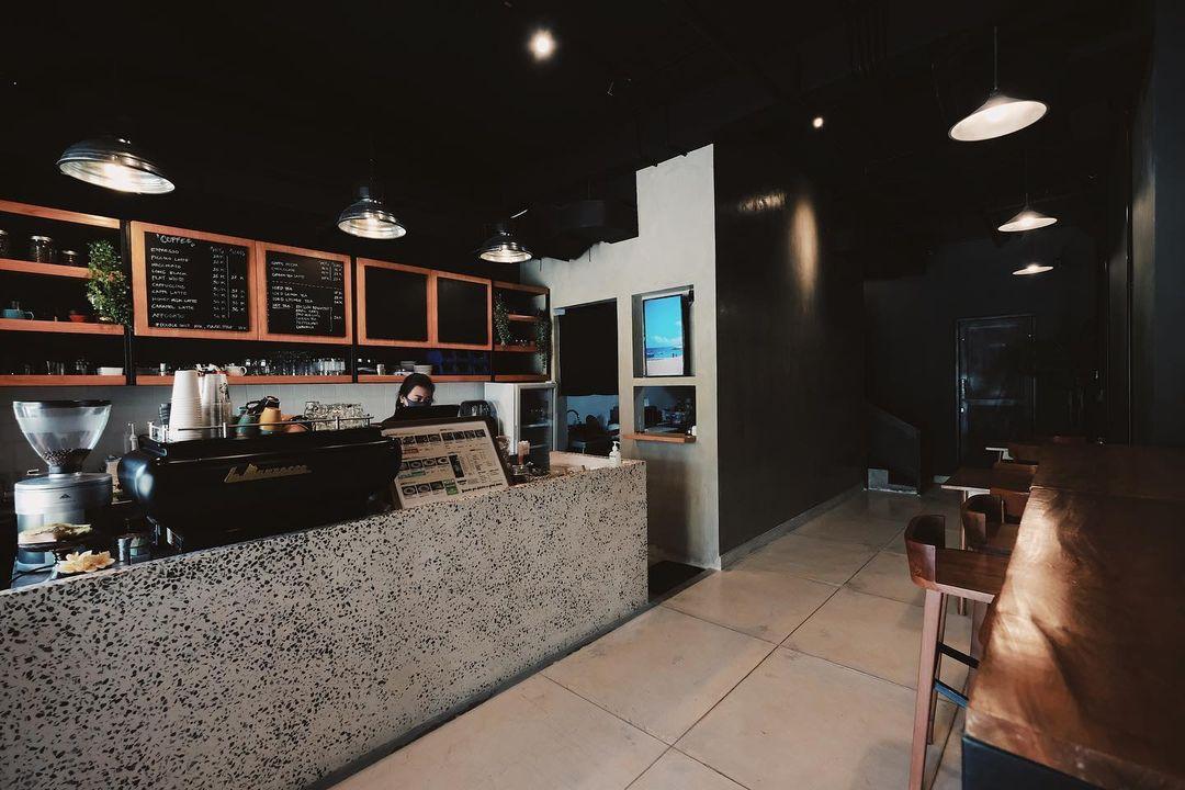 Menikmati Suasana Kedai Kopi Brooklyn di Milestone Coffee