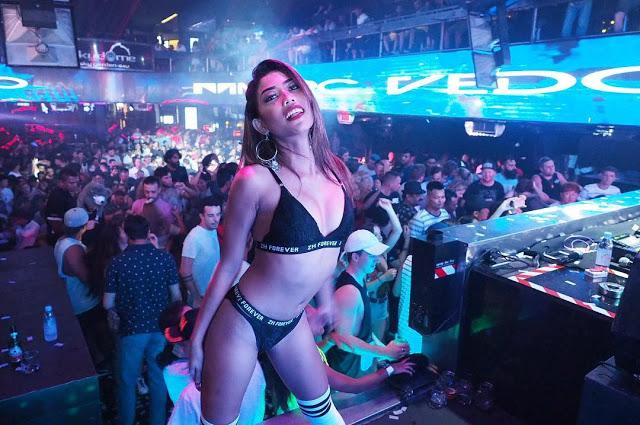 5 Club Malam dan Bar Terbaik Untuk Bertemu Dengan Gadis di Bali
