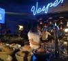 Menikmati Langit Malam Bandung Di Vesper Sky Bar And Longue