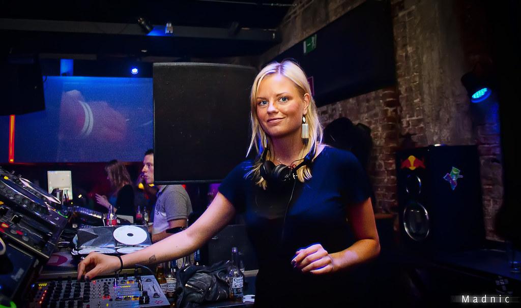 DJ Ida Engberg, Mulai Belajar DJ Sejak Umur 14 Tahun