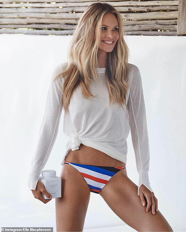 Ritual Rutin Supermodel Elle MacPherson yang Bikin Awet Muda