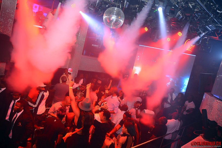Menilik Meriahnya Night Club Escape di Lagos
