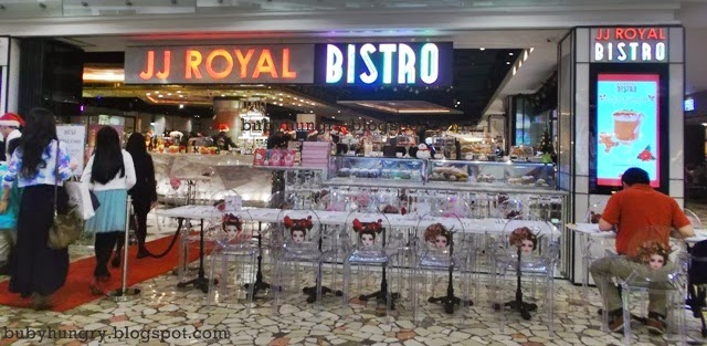 JJ Royal Brasserie