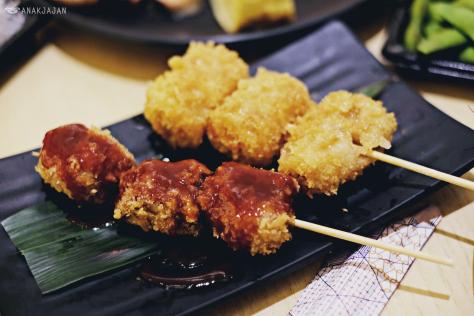 Roba Yakitori Taman Anggrek, Restoran Untuk Pecinta Sate Khas Jepang