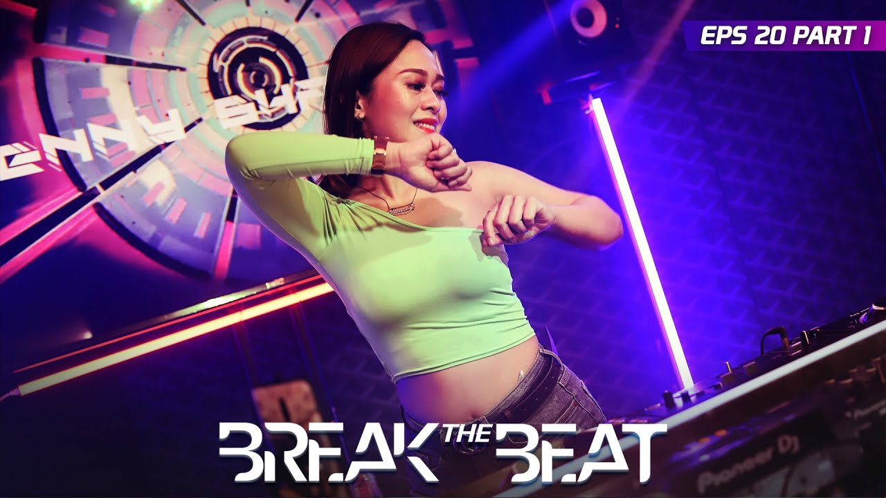 PERFORMANCE DJ RENNY SHARON BREAKBEAT & JUNGLE DUTCH