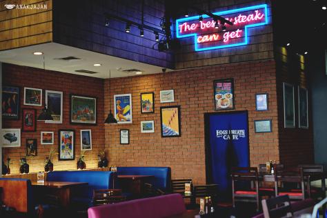 Makan Iga Sapi Enak Di Hog's Breath Cafe Central Park
