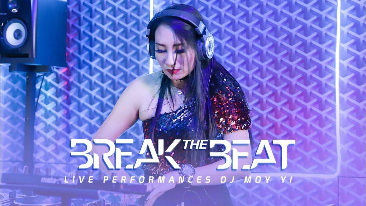 """DJ MOY YI """"BREAK THE BEAT"""" - SEGMEN 2/3 PERFORM GUEST DJ - LIVE STUDIO 2 MATALELAKI 19/12/2019"""