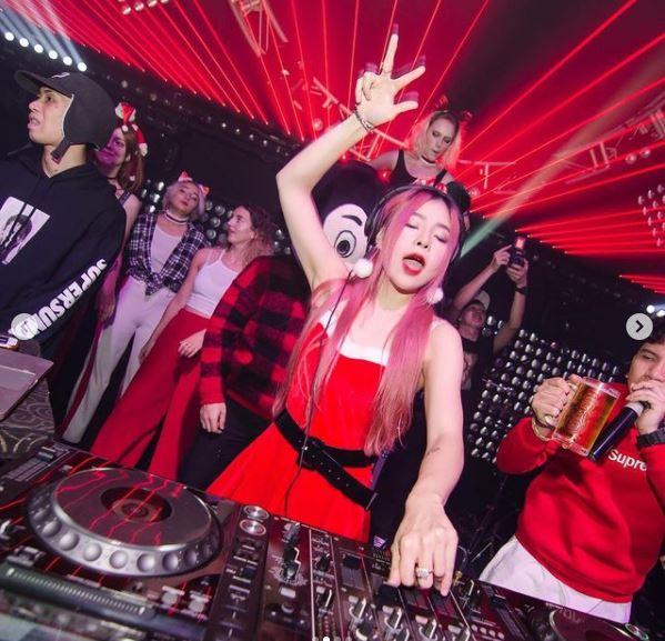 DJ Wynne Tan, Female DJ Cantik yang Jago Masak