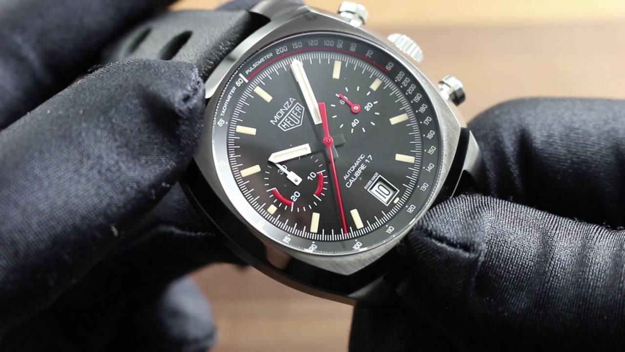 Tag Heuer Monza Calibre 17, Jam Tangan High Prestige Kelas Dunia