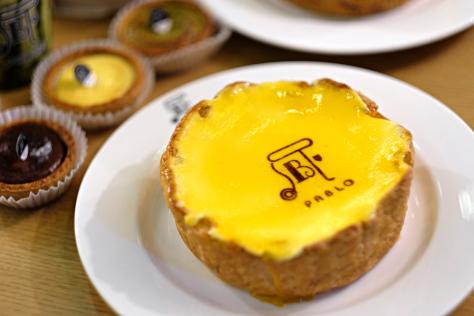 Pablo Cheese Tart Gandaria City, Cheese Tart Viral Kekinian