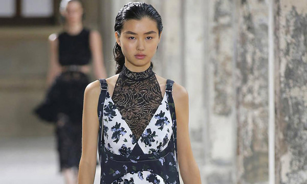 Estelle Chen, Model Eksotis Asia yang Mendunia