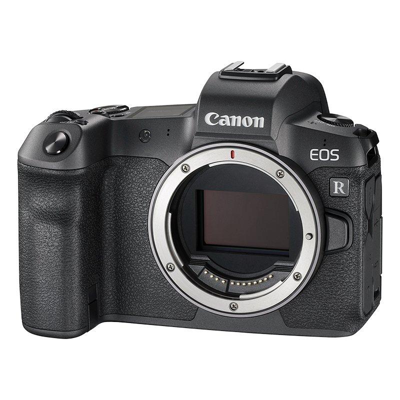Canon EOS R, Kamera Rp 50 Juta dengan Segudang Fitur