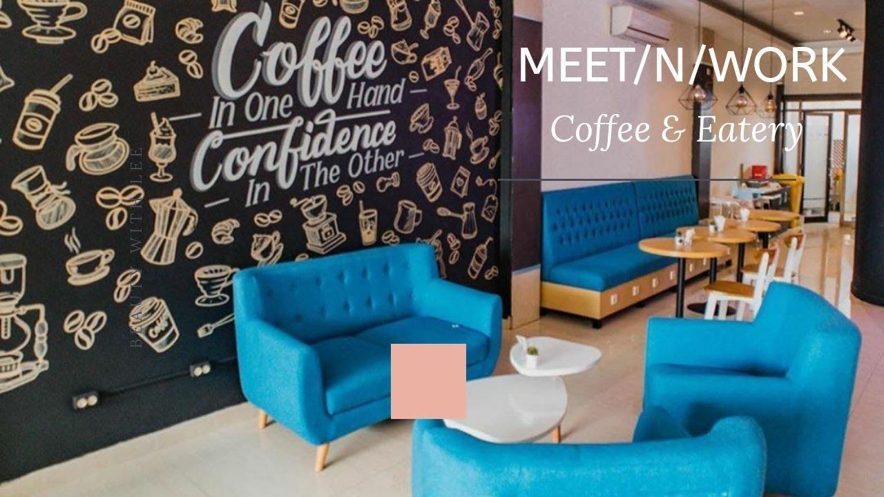 MEET/N/WORK COFFEE & WORK - JAKARTA TIMUR