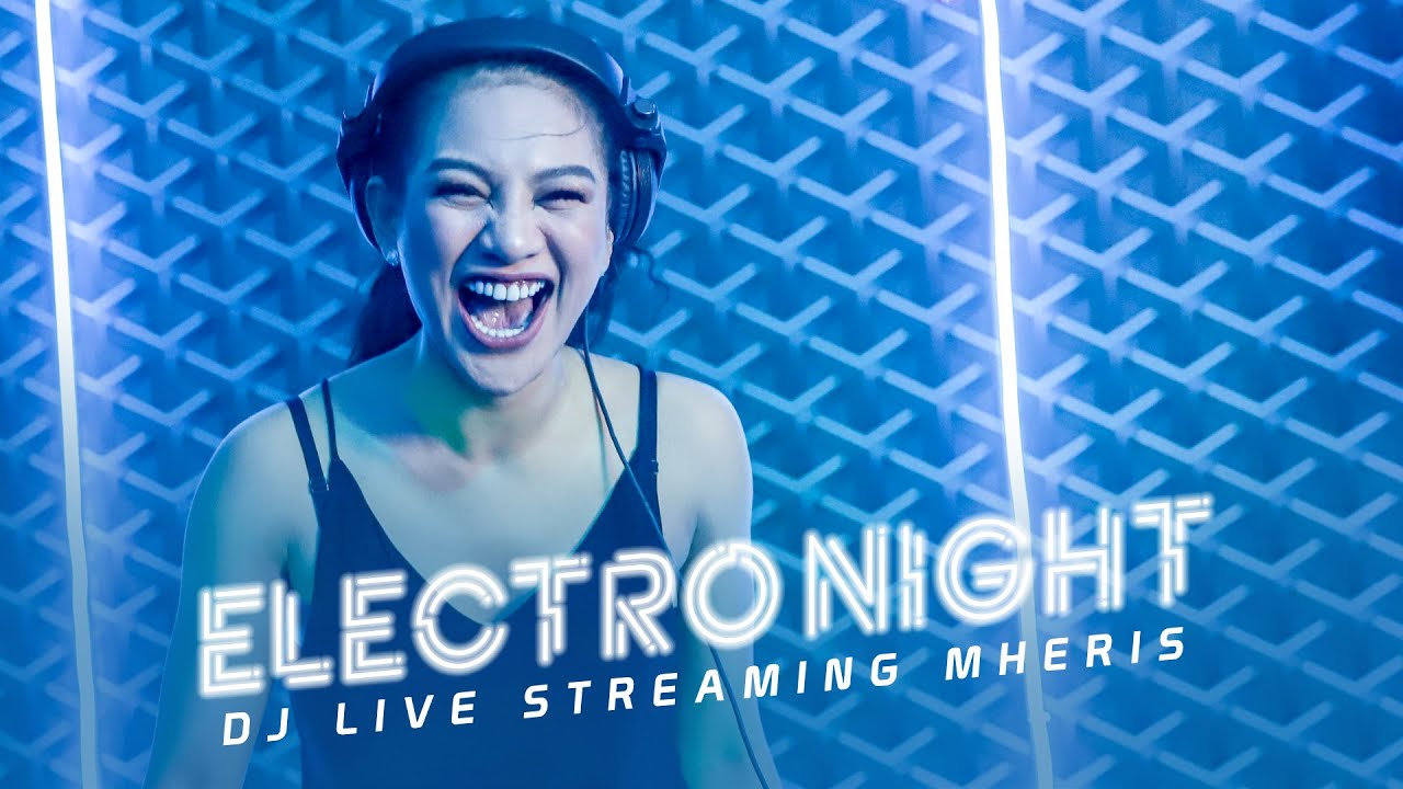 "DJ EDM MHERIS "" ELECTRO NIGHT ""- LIVE STUDIO 2 MATALELAKI 18/11/2019 ( EDM )"