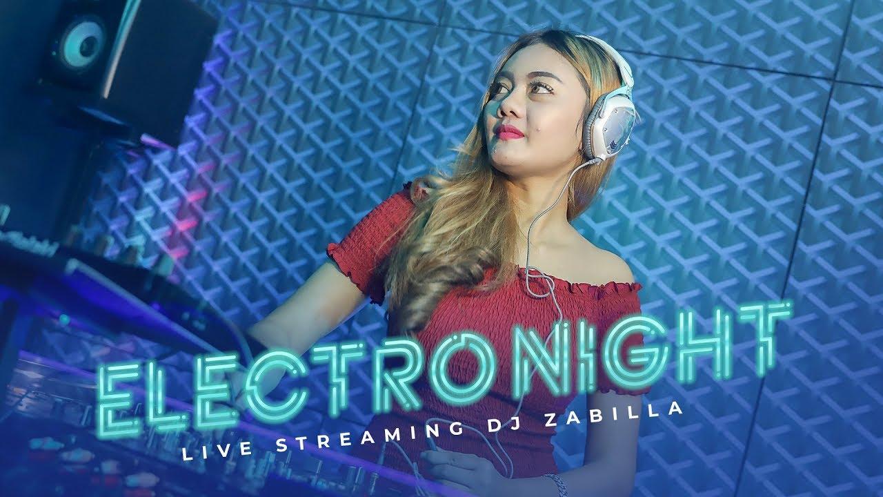 "DJ ZABYLLA ""ELECTRO NIGHT"" - LIVE STUDIO 2 MATALELAKI 23/09/2019"