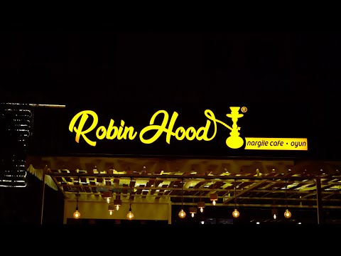 Berkunjung ke Café Robin Hood di Spanyol