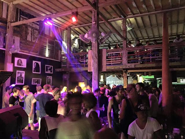 Ini Dia 5 Bar Dan Nightclub Terbaik Di Gili Trawangan
