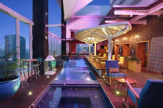 Hiburan Malam Jakarta Selatan - Karumba Rooftop Rum Bar