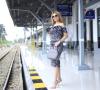 Kisah Hadra Lana, Model Asal Sumatera di Dunia Modelling