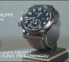 PATEK PHILIPPE CALATRAVA PILOT TRAVEL TIME 5524G - 001 | Unboxing & Review Indonesia
