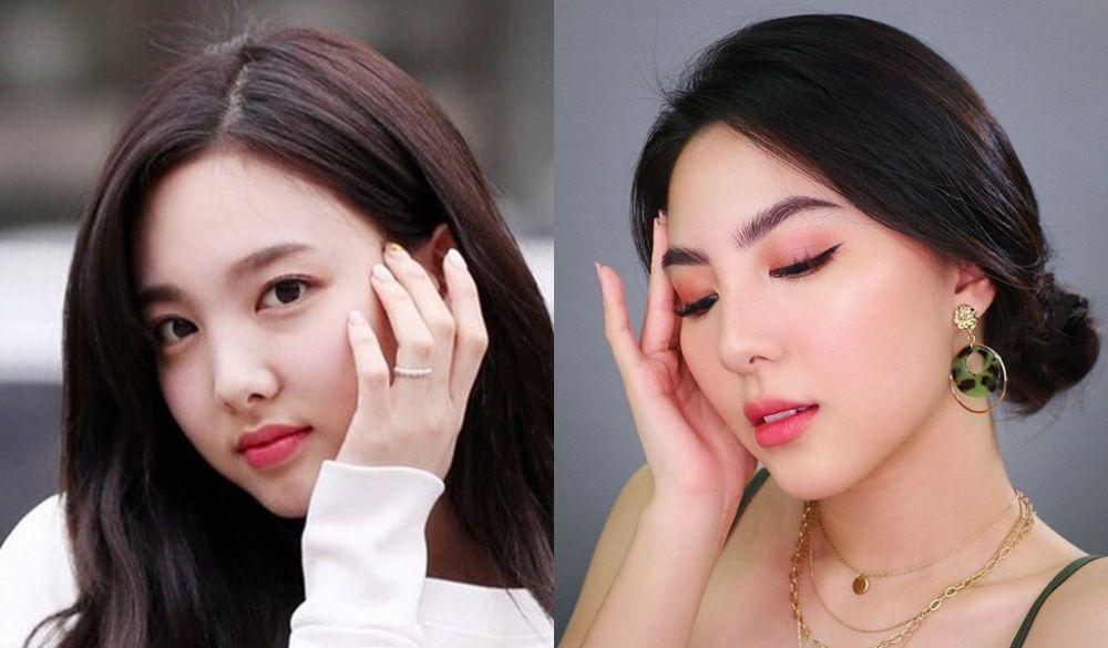 6 Artis Indonesia dan Korea yang Punya 'Kembaran' Selebgram Indonesia