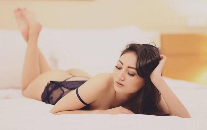 Profile Model Sasha Carissa Model Sekaligus Presenter Sexy