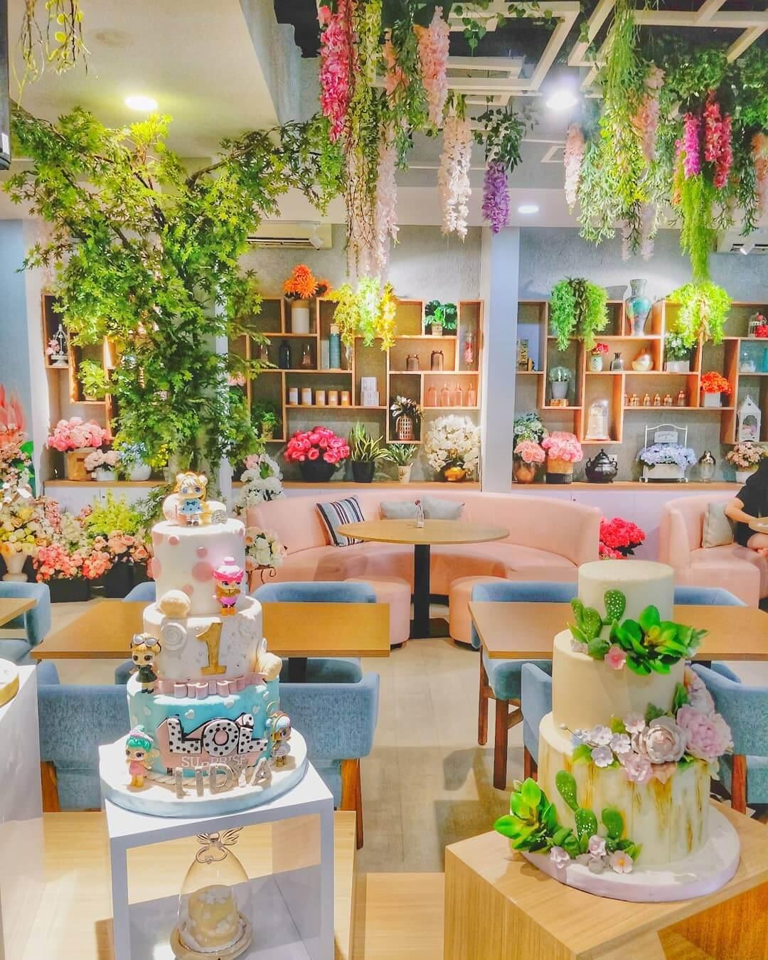 Billie Kitchen, Cafe Baru di Jakarta Barat