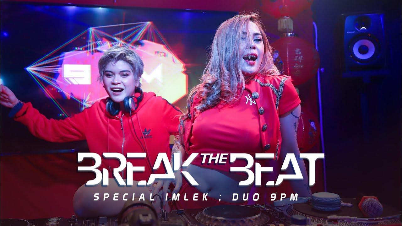 DJ BREAKBEAT MARTHA BARBIELIUS (DUO 9 PM) - SEGMEN 2/3 - LIVE STUDIO 2 MATALELAKI 24/01/2020