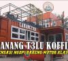 LANANG T3LU KOFFIE (BRADJANINGRAD INDONESIA) - JAKARTA TIMUR
