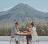 Montana Del Cafe Bali, Ngopi dan Nongkrong dengan Pemandangan Indah