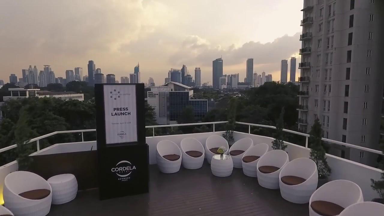 Nongkrong Sehat di Sixth On Rooftop Menteng