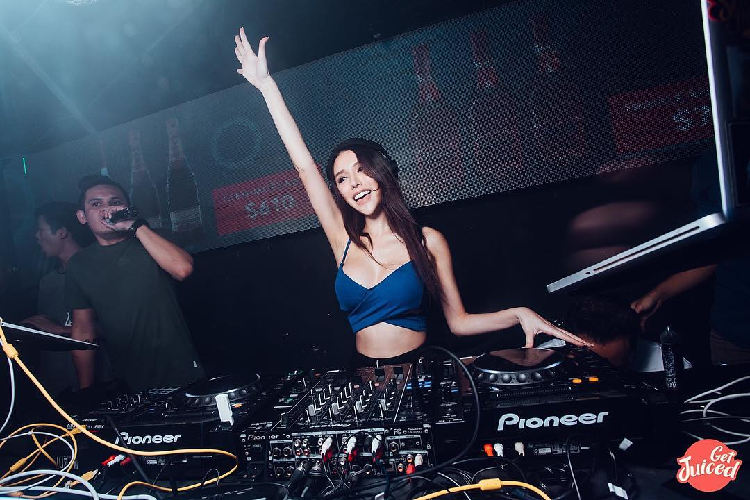 Profil DJ Jade Rasif, DJ Sexy Asal Singapura
