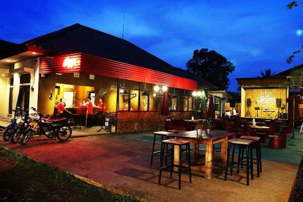 Kopi Darat Sambil Ber-Jadul Ria di Cafe Bingen
