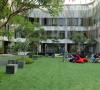 Menikmati Spot Hijau Kota Jakarta di Paradigma Cafe