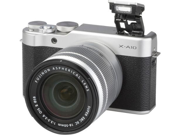 Fujifilm X-A10, Mirrorless Murah dengan Beberapa Keunggulan